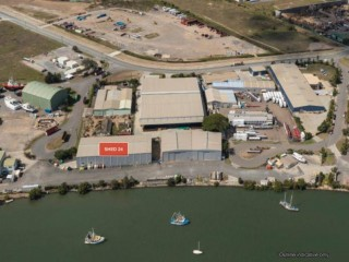 View profile: MARINE PRECINCT - High Clearance Warehouse with Secure Yard