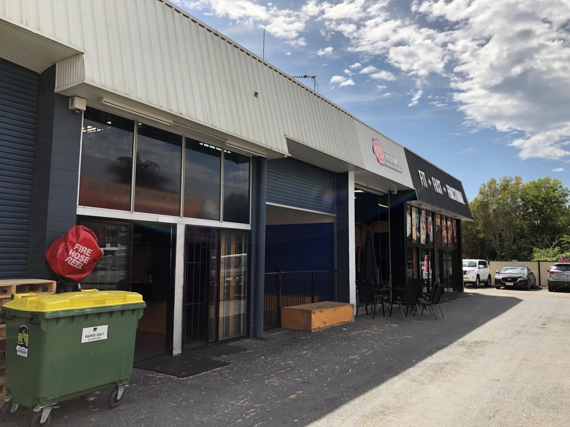 134m2 Boutique Warehouse - Oxenford