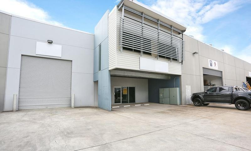 Neat & Tidy 376sqm* Office Warehouse