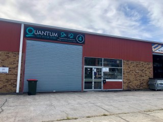 View profile: Office Warehouse With Exposure & Off-Street Parking