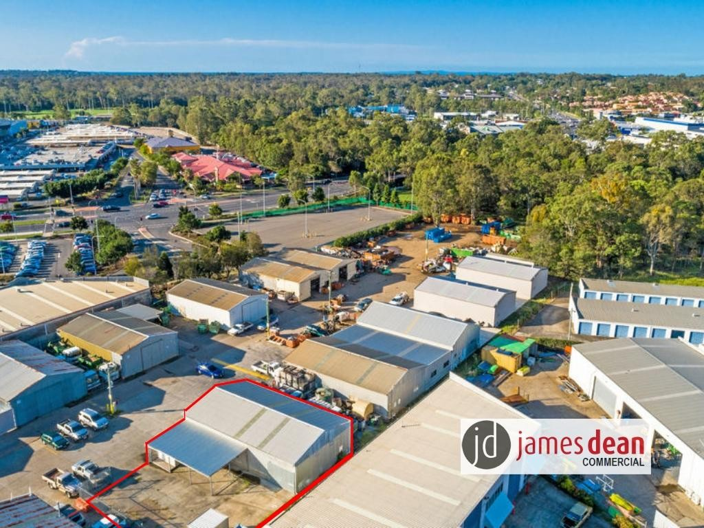 Capalaba Cracker! Light Industrial Warehouse + Office + Hardstand