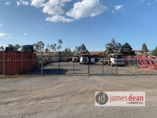 View profile: 1,500sqm Prime Hardstand In Hot Location