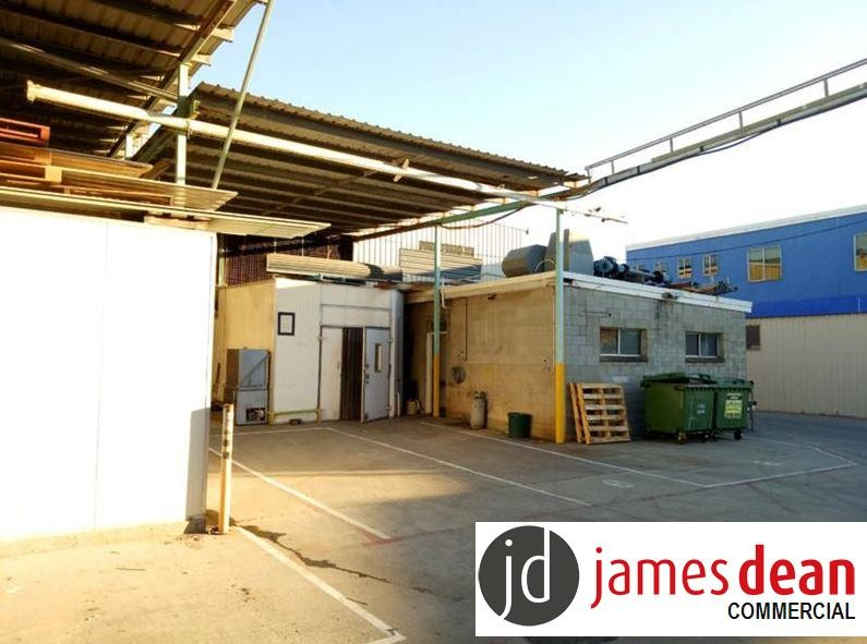 Commercial Cold Storage Facility - HEMMANT