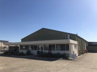 View profile: VACANT & READY TO GO - 870m2 Freestanding Warehouse + Office