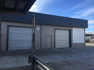 View profile: 200m2 Warehouse With Hardstand & Main Road Exposure