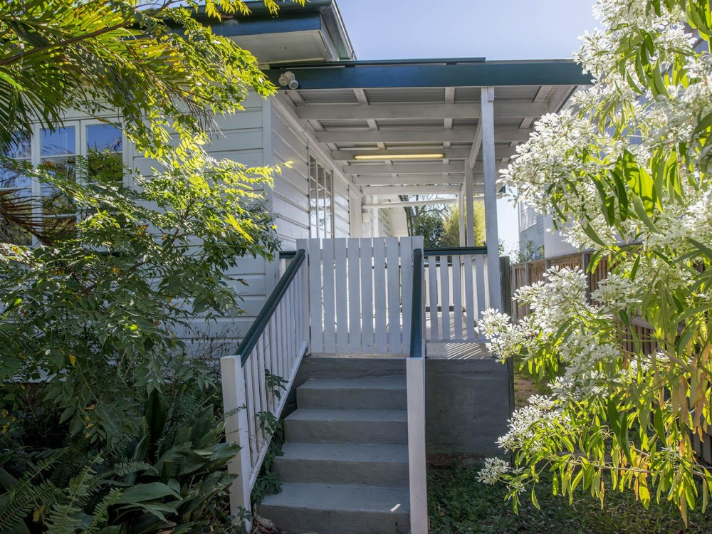 Kick The Ball From The Backyard To The City - Coorparoo