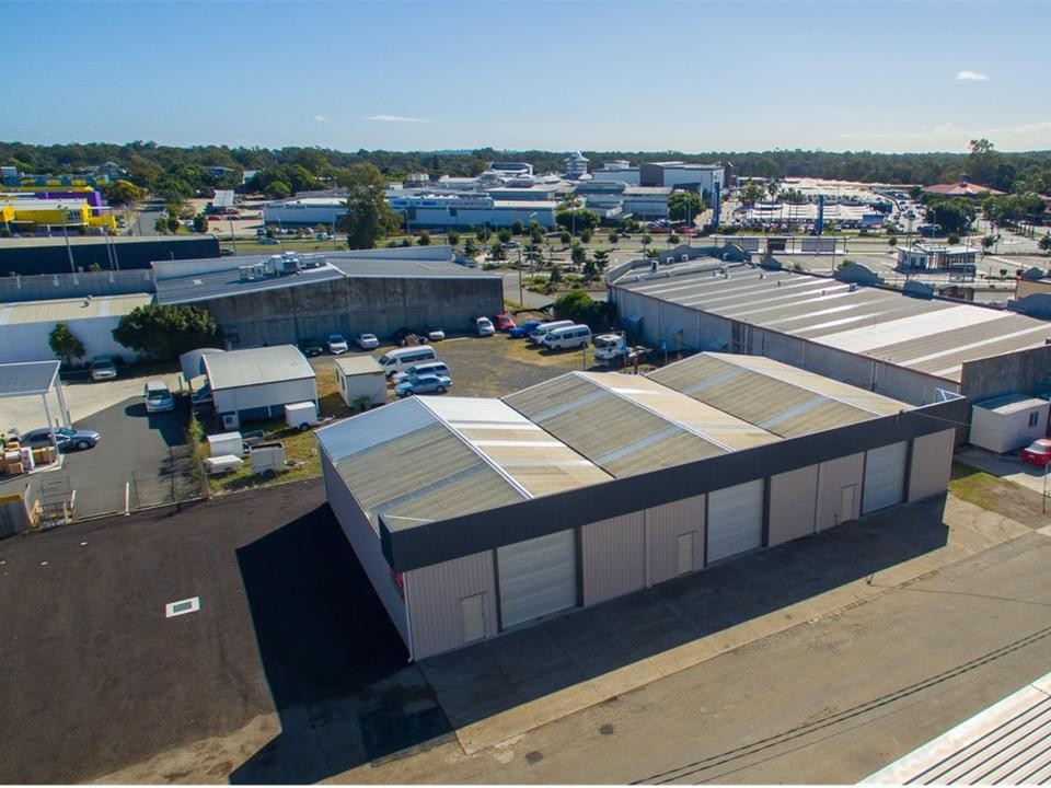200m2 Shed with 500m2 Hardstand - Capalaba Trade Centre