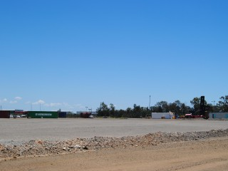 View profile: 55,000m2 of Hardstand Available Now!!