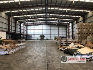 View profile: High Clearance Warehouse with Secure Yard