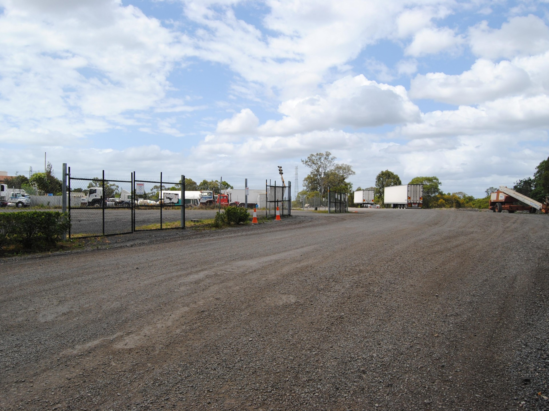 HOT MURARRIE HARDSTAND TENANCIES