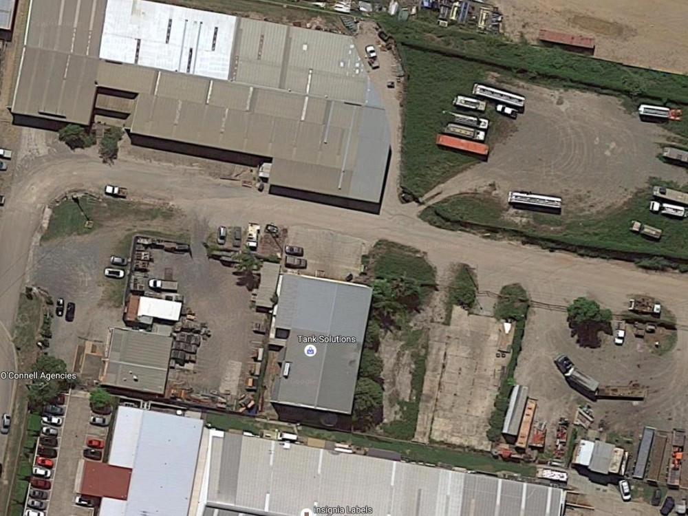 1600m2 Of Prime Industrial Hardstand - Tingalpa