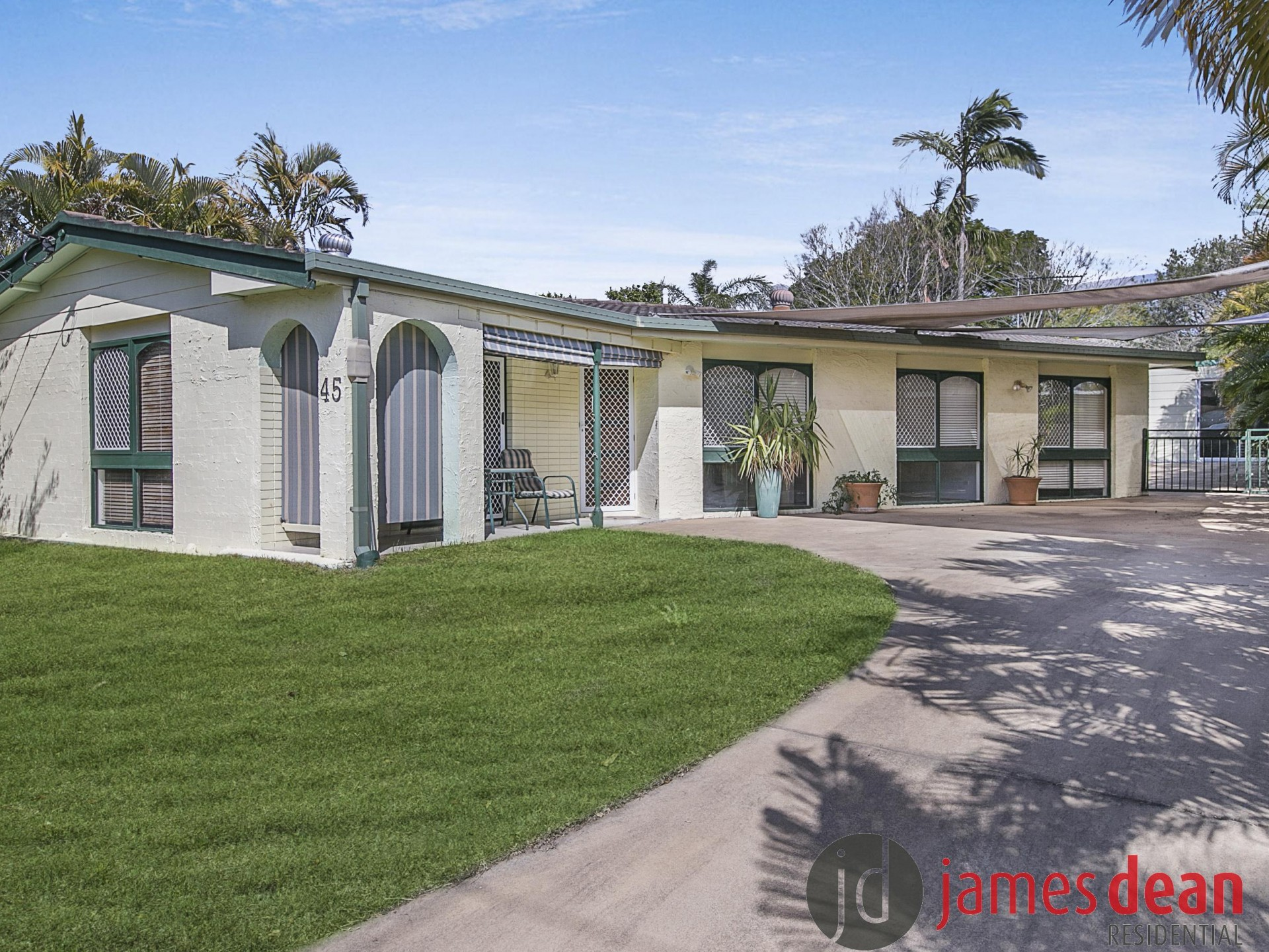Updated Four Bedroom Family Home in Tingalpa