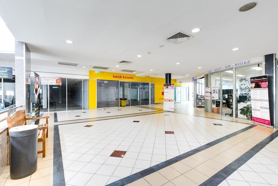 470m2 Prime Retail In Refurbished Centre