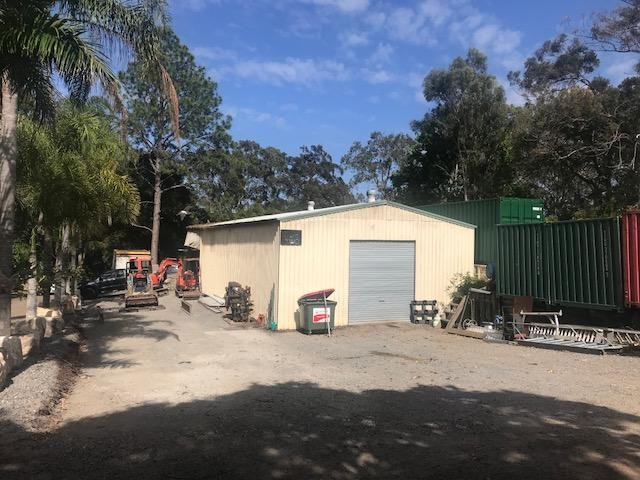 Capalaba's Cheapest Storage Shed - 200m2 + Hardstand