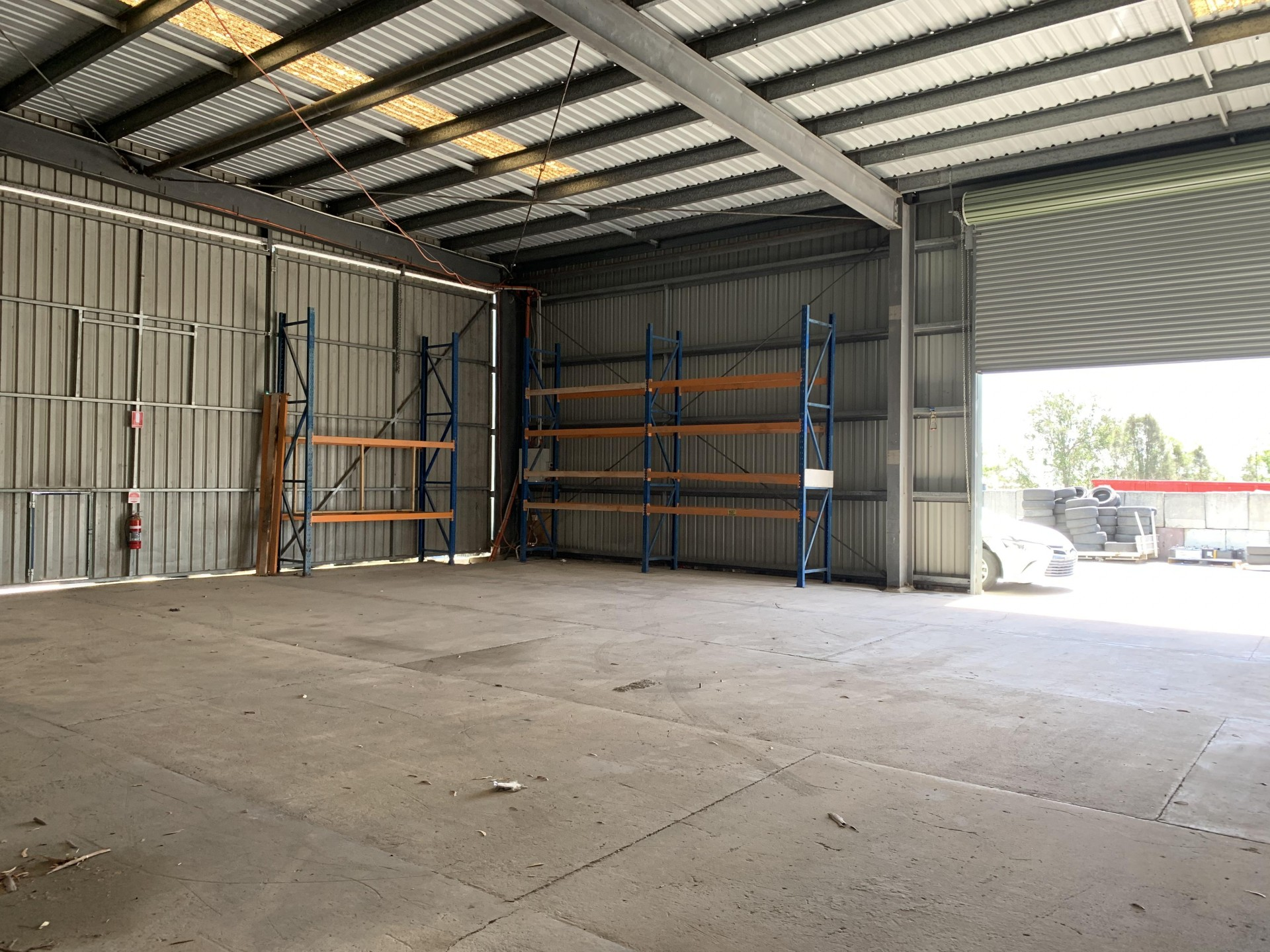 200sqm* Fully Functional Warehouse With Hardstand