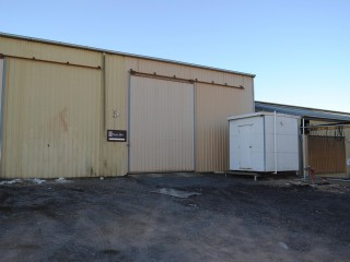 View profile: 180m2 Clear Span Metal Clad Warehouse - Tingalpa