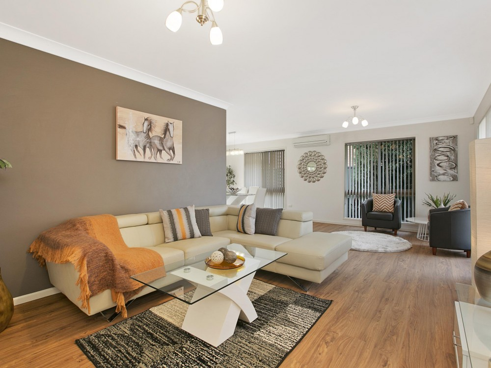 'Contemporary Make-over in a Tranquil Setting'