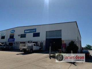 View profile: 560sqm Warehouse + 1,656sqm Hardstand
