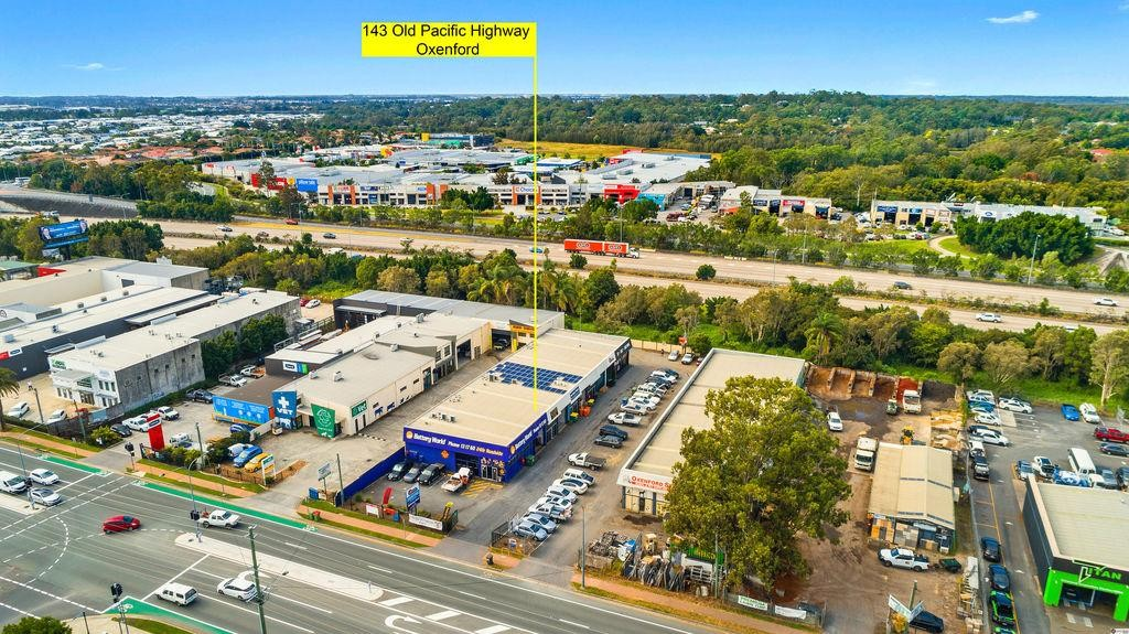 143m2 Boutique Warehouse - Oxenford