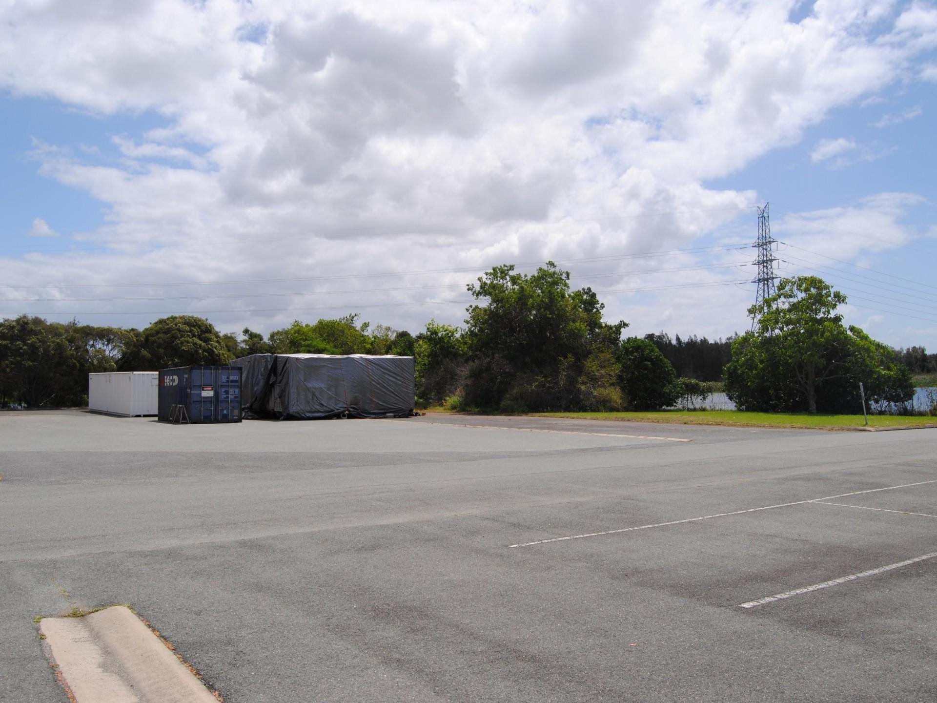 Port Of Brisbane Precinct - Hardstand & Warehouse