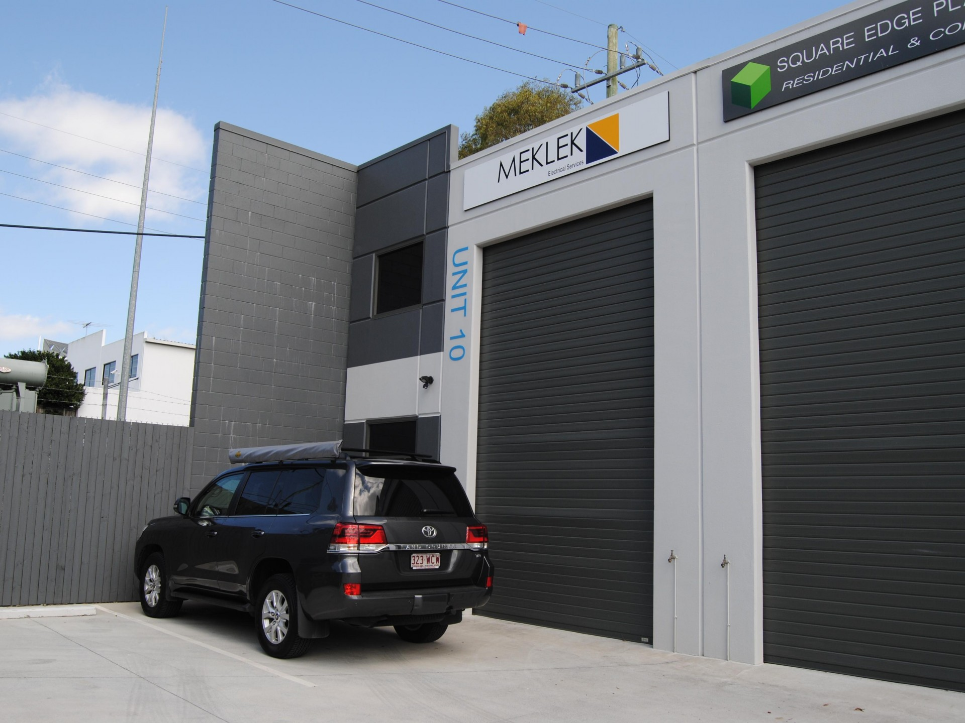 92m2 INDUSTRIAL OFFICE WAREHOUSE READY WITH 1 MONTHS NOTICE