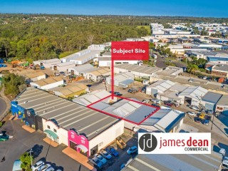 View profile: Rare Opportunity! 400sqm* Shed + 200sqm* Hardstand