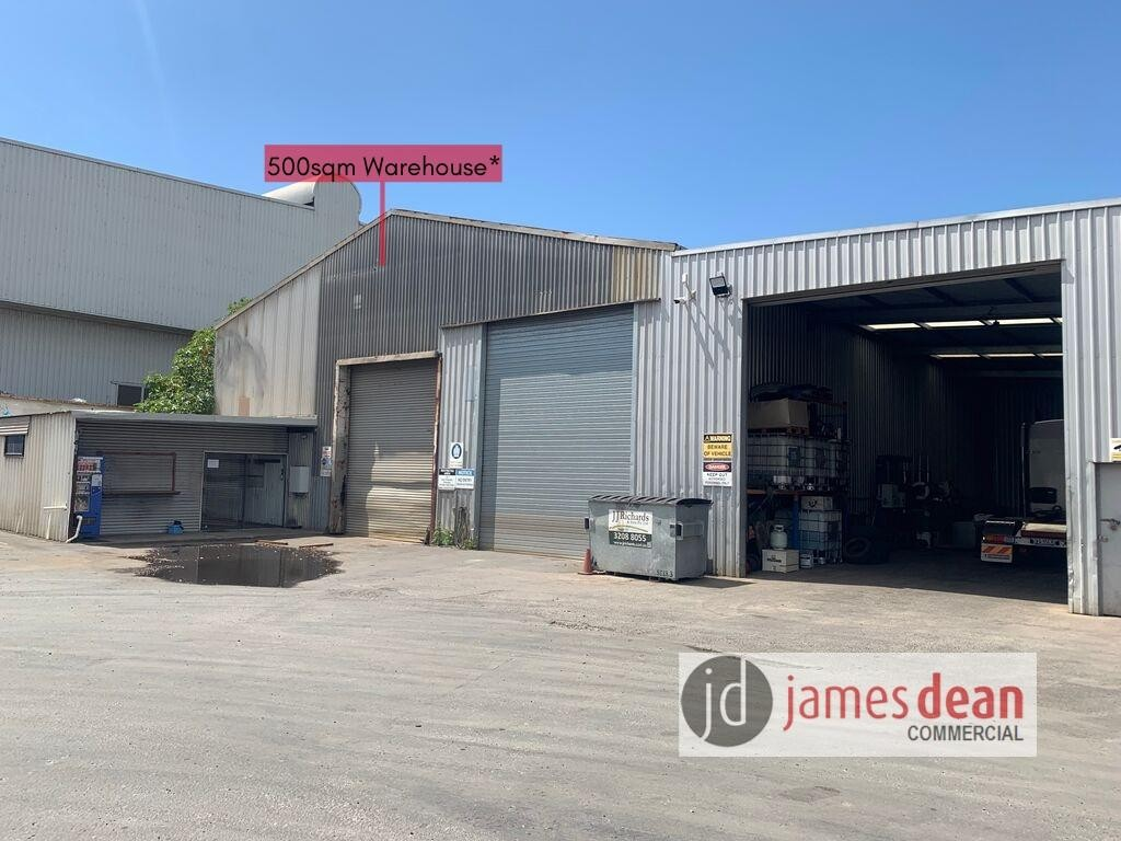 500sqm Highbay Clearspan Warehouse + Office