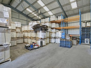 View profile: 160m2 - 300M2 Metal Clad Warehouse - Tingalpa