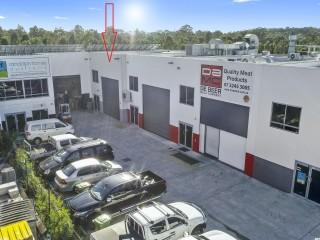 View profile: 132m2 Modern Tilt Slab Office Warehouse - Capalaba