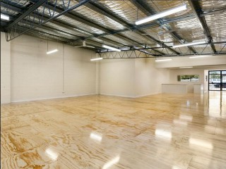 View profile: Main Road Showroom With Rear Warehouse!