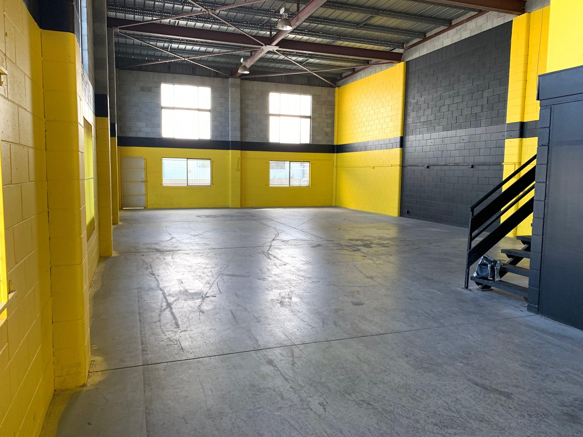 Clean Capalaba Warehouse