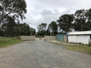 View profile: 3,500m2 Main Road Sales, Display / Storage Yard