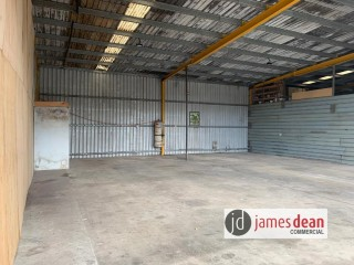 View profile: 225m2 High Bay, Clear Span Warehouse + Hardstand