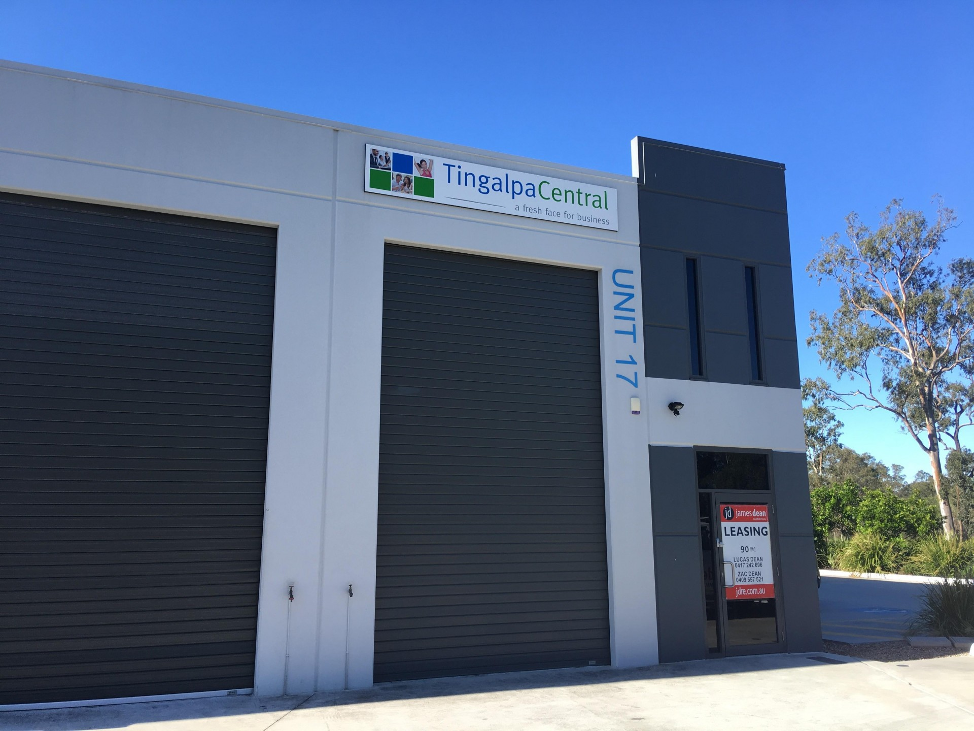 91M2 INDUSTRIAL OFFICE WAREHOUSE AVAILABLE NOW!!