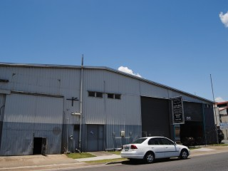 View profile: 510M2 FLEXIBLE INDUSTRIAL SHED WITH OFFICE - NORTHGATE