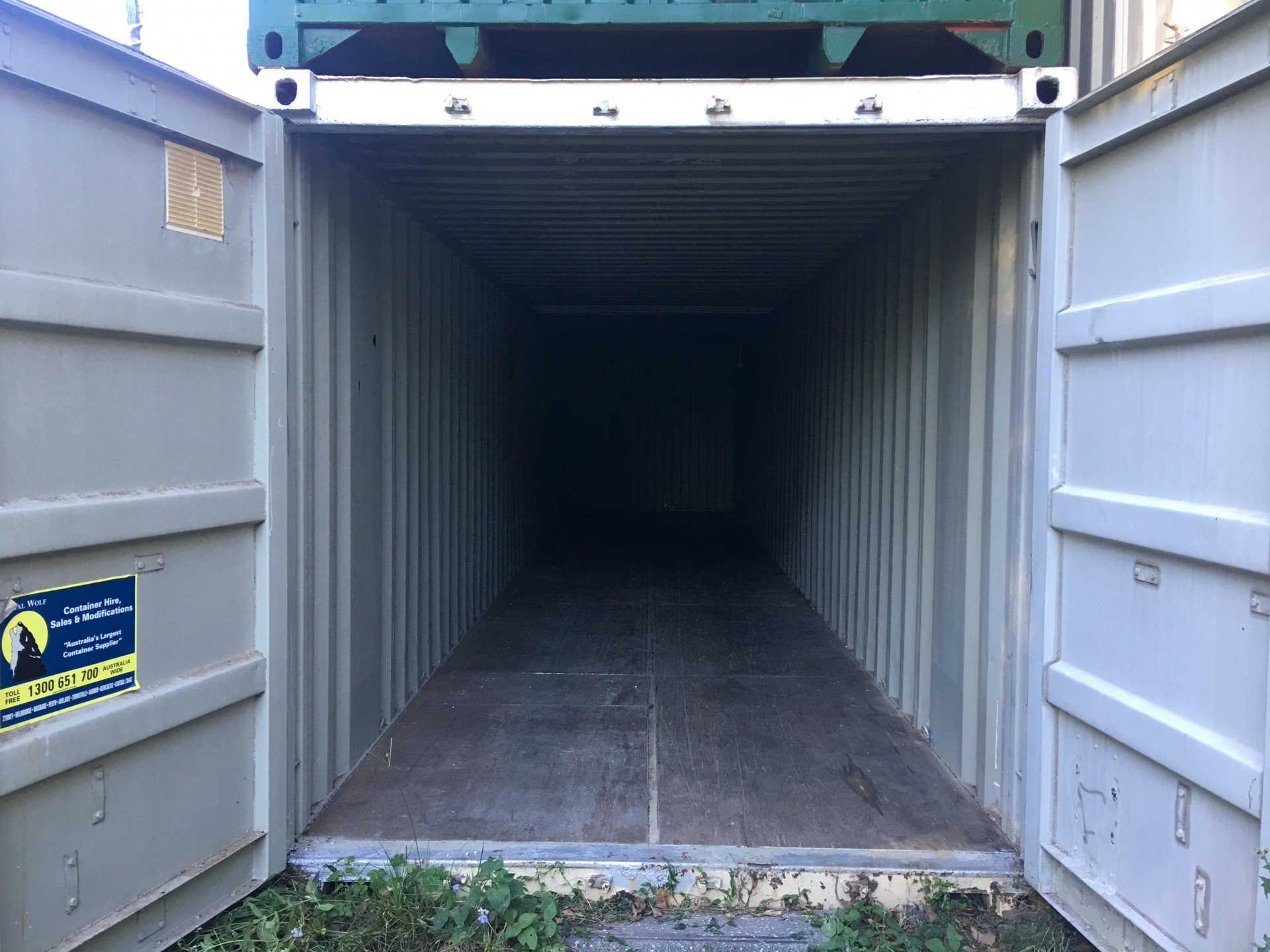 40ft Storage Container - Capalaba